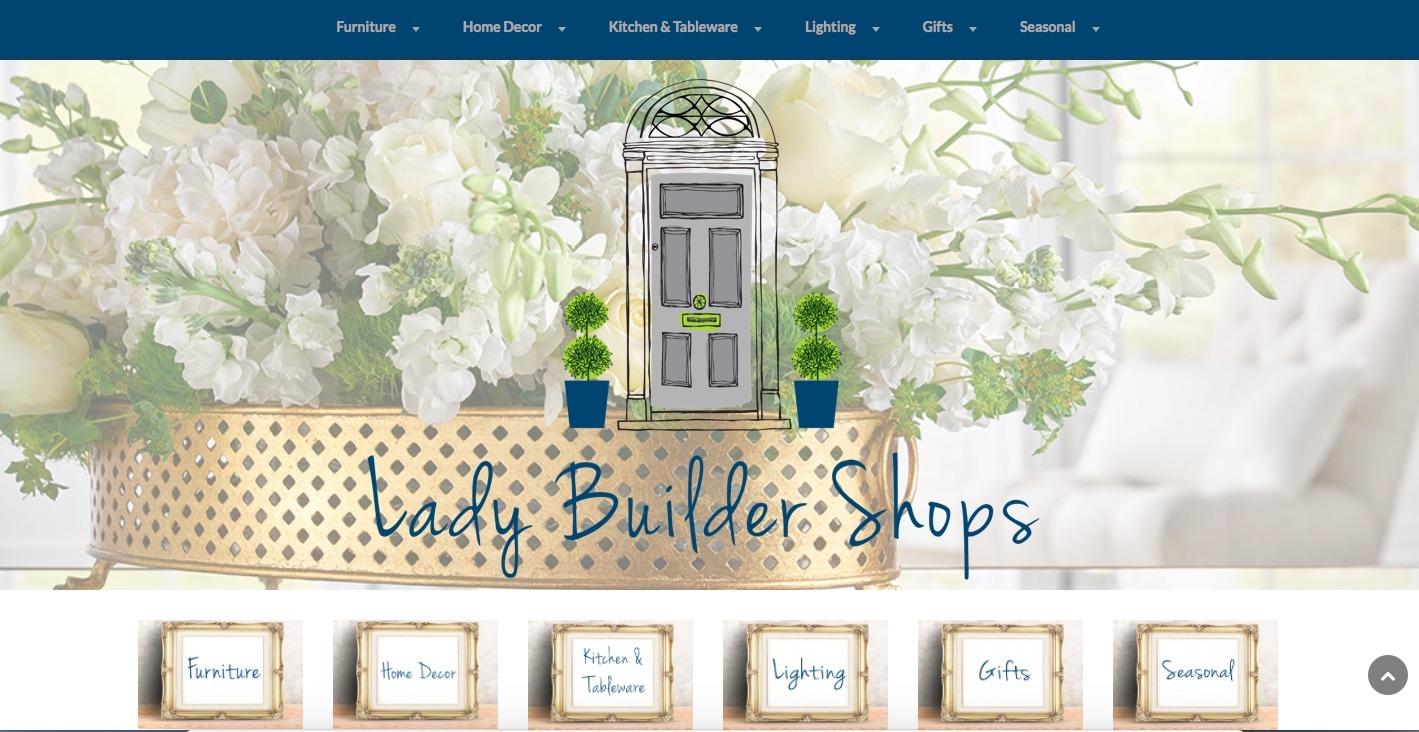 Lady Builder Shops